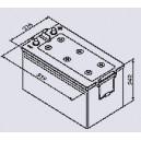 Аккумулятор BOSCH T5 080 225AH 1150A EN T5080