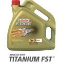 Castrol EDGE TITANIUM FST 0W-30, A5/B5 4l. 0W30