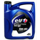 ELF 5W40 EVOLUTION 900 NF 4L, 5W-40