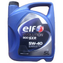 ELF 5W40 EVOLUTION 900 SXR 5L, 5W-40