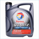 TOTAL 5W30 QUARTZ INEO LONG LIFE 5L, 5W-30