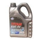 FUCHS 10W40 TITAN SYN MC 5L. 10W-40