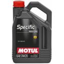 Motul SPECIFIC RBS0-2AE 0W20 5L ACEA A1/B1 Volvo RBS0-2AE