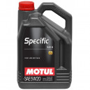 Motul SPECIFIC FORD948B 5W20 5L ACEA A1 / B1