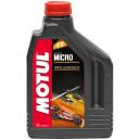 Motul MICRO 2T modeļu eļļa 2L Metanola, ētera.. dzinēji