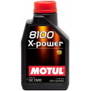 Motul 8100 X-Power 10W60 1L A3/B4, SN/CF