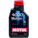 Motul 4000 Motion 15W40 1L ACEA A3/B3, API SL/CF