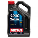 Motul 4000 Motion 15W40 5L ACEA A3/B3, API SL/CF