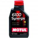 Motul 6100 Synergie15W50 1L TechnosyntheseSL/CF,A3/B4