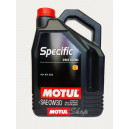 Motul Specific 2312 PSA 0W30 5L ACEA C2 PSA B71 2312