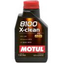 Motul 8100 X-clean 5W30 1L. 5W-30