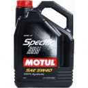 Motul Specific 505.01-502.00-505.00, 5l. 5W-40, 5W40