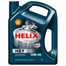 SHELL 10W40 HELIX HX7 4L, 10W-40