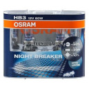 Osram 9005NBP (2) HB3 60W 12V +90%