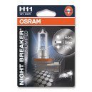 Osram NIGHT BREAKER UNLIMITED +110% 12V H11 55W 12V PGJ19-2 FS1