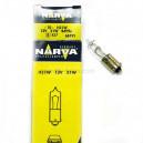 Лампа накаливания, дополнительный фонарь сигнала торможения NARVA 68191