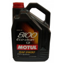 Motul 8100 Eco-clean 5W-30 C2, 5l.