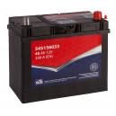 Аккумулятор AD 45Ah 330A (EN) малые клеммы -+