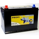 Аккумулятор BAREN D31X 95 95Ah 760A(EN) стандартные клеммы