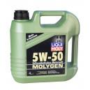 LIQUI MOLY MOLYGEN 5W-50 4L. 5w50
