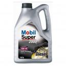 Mobil Super 2000 X1 Diesel 10W-40 5L. 10W-40