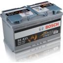 Аккумулятор BOSCH AGM S5A11 80AH 800A