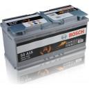 Аккумулятор BOSCH AGM S5A15 105AH 950A