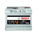 Аккумулятор BOSCH AGM S5A08 70AH 760A