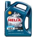 HELIX DIESEL HX7 AV 5W30 5L, 5W-30