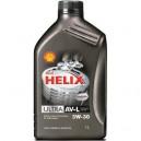 SHELL HELIX ULTRA AV-L 5W30 1L, 5W-30