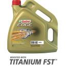 Castrol EDGE TITANIUM FST 0W-40, 4l.