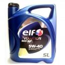 ELF 5W40 EVOLUTION 900 NF 5L, 5W-40