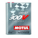 Motul 300V TROPHY 0W40 2L ESTER Core® technology