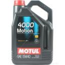Motul 4000 Motion 15W40 4L ACEA A3/B3, API SL/CF