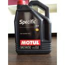 Motul SPECIFIC FORD 913 D 5W30 5L. 5W-30