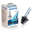 Philips D2S BlueVision ultra 85V 35W P32d-2 XENON Cbox