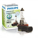 Philips H11 LongLife 4x EcoVision 12V 55W PGJ19-2 Cbox