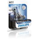 Philips H11 BlueVision ultra 12V 55W PGJ19-2 Blister