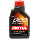 Motul 8100 Eco-nergy 5W-30, 1l.