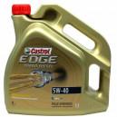 Castrol EDGE TURBO DIESEL TITANIUM 5W-40, 4l. 5W40