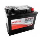 Аккумулятор START EXTREME 55Ah 480A (EN) стандартные клеммы
