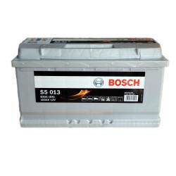 Аккумулятор BOSCH S5 013 Silver
