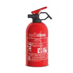 Огнетушитель автомобильный OGNIOCHRON GP1Z BC 1KG