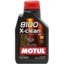 Motul 8100 X-clean 5W-40 - C3, 1l.