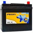 Аккумулятор BAREN B24 45Ah 360A (EN) стандартные клеммы